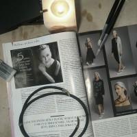 Interviu. Julia Janus - JUODASIS MOKSLAS Ruduo - Žiema 16/17