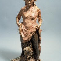 Magistrinis tyrimas. III dalis. Krikščioniškosios moters atvaizdas šiuolaikinėje Lietuvos keramikoje,  arba vyrobaiminga moteris