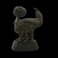 Magistrinis tyrimas. II dalis. Zoomorfinė būtybė Lietuvos šiuolaikinėje keramikoje