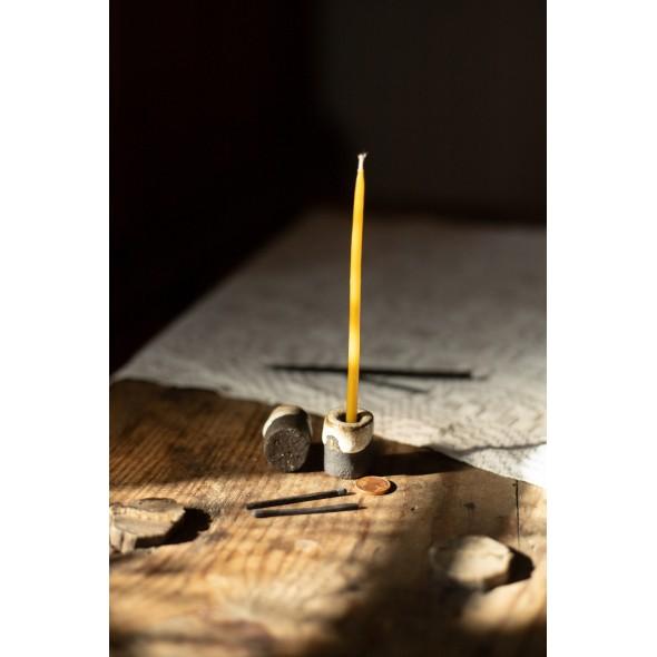 Maža žvakidė mažutėlei žvakei